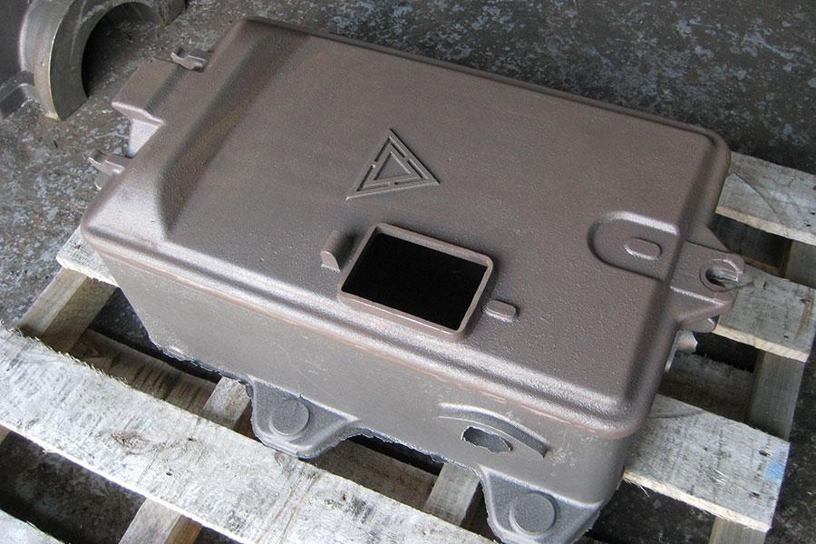 線路のスイッチングのコントロールボックス
